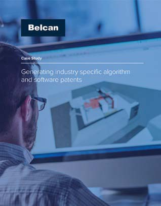 belcan industry specific algorithm and software patents case study