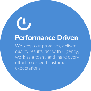 Performance Driven