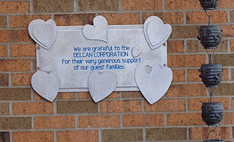 rmh patio sign