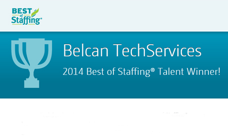 belcan techservices 2014 best of staffing